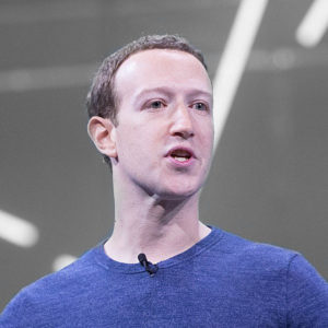 Algorithme -Mark Zuckerberg