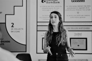 Lydie Herduin Goodeed publicité éthique design éthique Cypriane El-Chami Nouveaux médias
