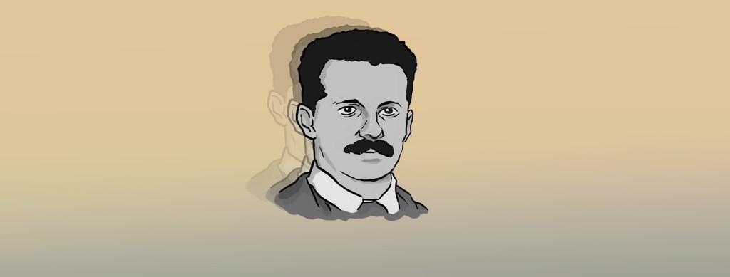 """Portrait d'Edward Bernays, fondateur des relations publiques et du """"marketing politique""""."""